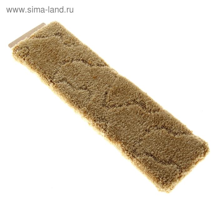 Когтеточка плоская ковровая, 40 Х 11 Х 2 см, микс цветов