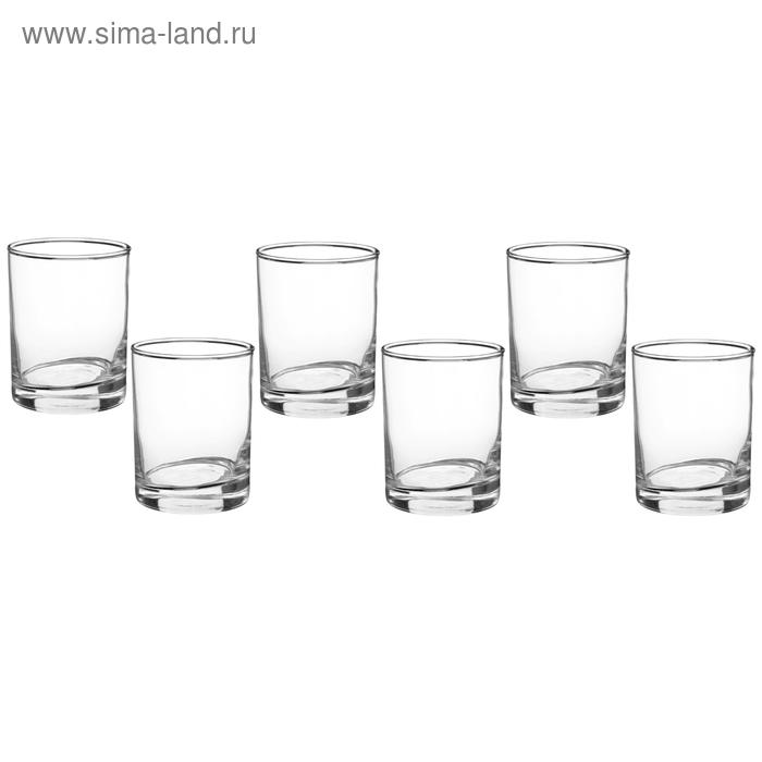 "Набор стаканов 250 мл ""Ника"", 6 шт."