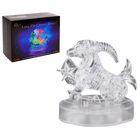 """Пазл 3D кристаллический, """"Знак зодиака Козерог"""", 41 деталь, световые эффекты, работает от батареек"""