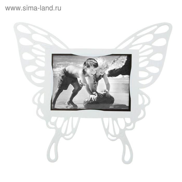 "Наклейка-фоторамка ""Воспоминания"" белая, в наборе 3 шт, МИКС, для фото 9х12, 10х15 см"