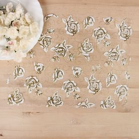 Набор салфеток Роза, размер 30х40 см - 2 шт. Ош