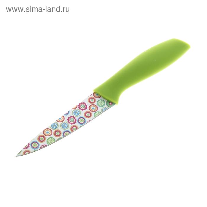 "Нож с антиналипающим покрытием ""Кострома"", лезвие 12,5 см"