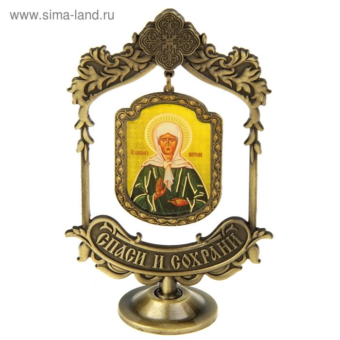 Икона Матроны Московской на подвесе
