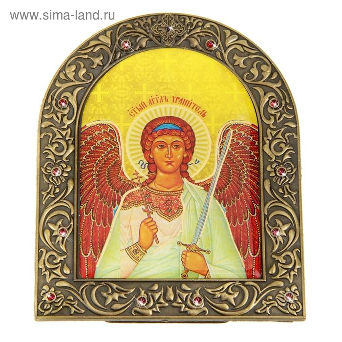 """Икона """"Ангел-Хранитель"""" на подставке"""