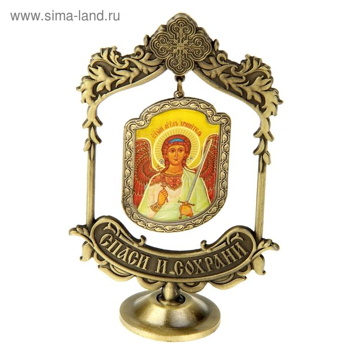 Икона Ангела-Хранителя на подвесе