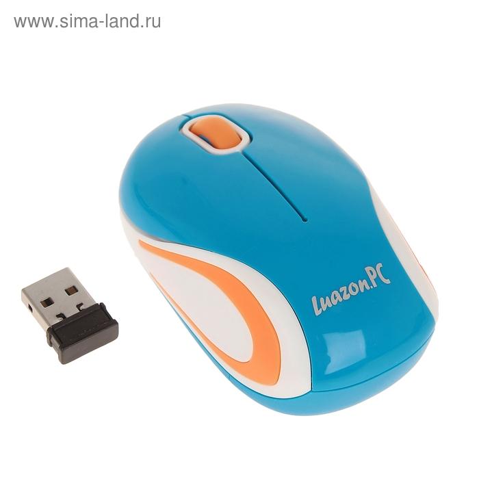 Мышь оптическая беспроводная, USB