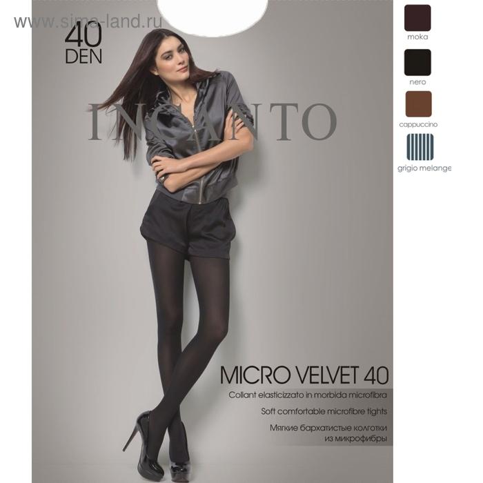 Колготки женские INCANTO MicroVelvet 40 (capuccino, 3)
