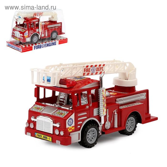"""Машина инерционная """"Пожарная охрана"""""""