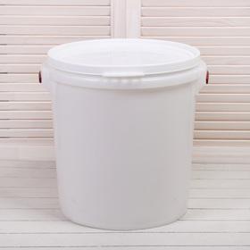 Бак пищевой, 32 л, с герметичной крышкой