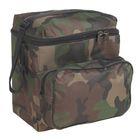 Ящик зимний оцинкованный ДМ, в сумке, 18 л