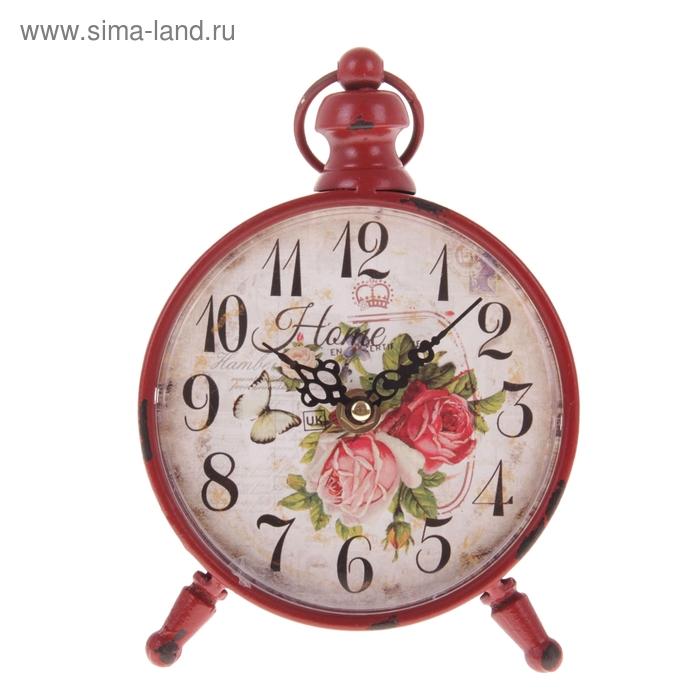 """Часы настольные """"Ботанический сад"""""""