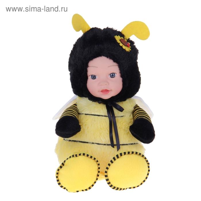 "Мягкая игрушка ""Кукла костюм пчелка"""