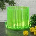 зеленый флюр