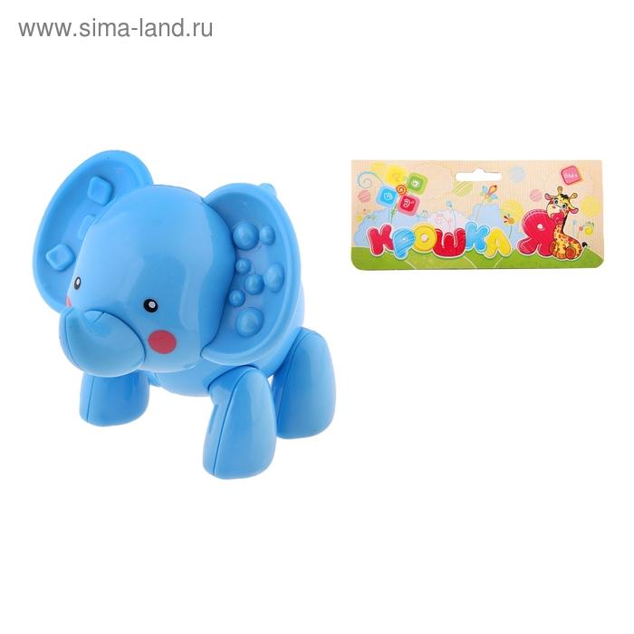 """Забавное животное """"Слоник"""" с подвижными лапами и головой"""