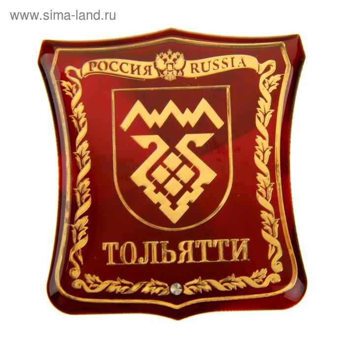 """Магнит герб """"Тольятти"""""""