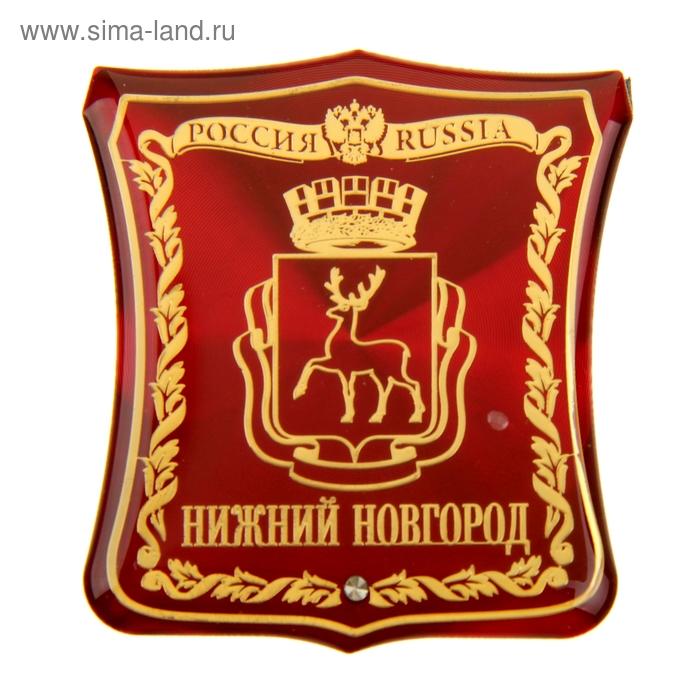 """Магнит герб """"Нижний Новгород"""""""