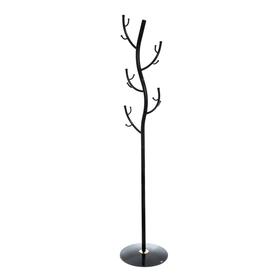"""Вешалка-стойка """"Дерево"""", цвет черный"""