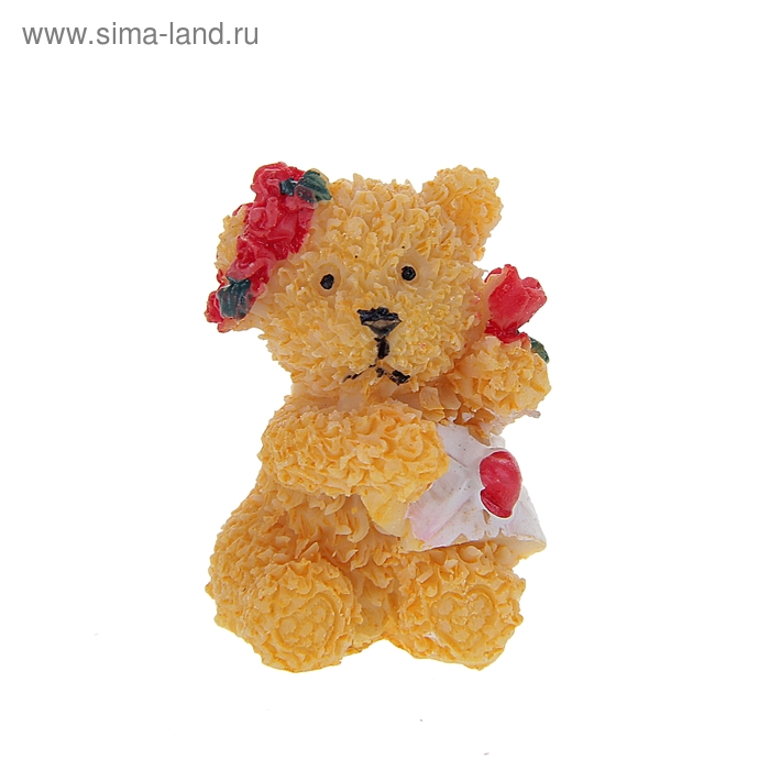 "Сувенир ""Мишка с валентинкой"" МИКС"