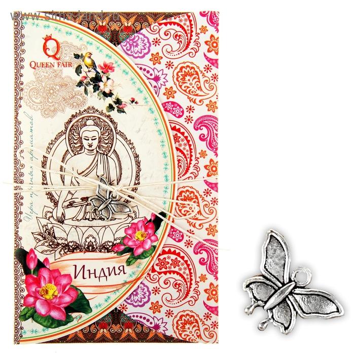 """Ароматизатор воздуха Queen Fair """"Индия"""" серия """"Ароматы стран"""", аромат пряностей и экзотических цветов"""
