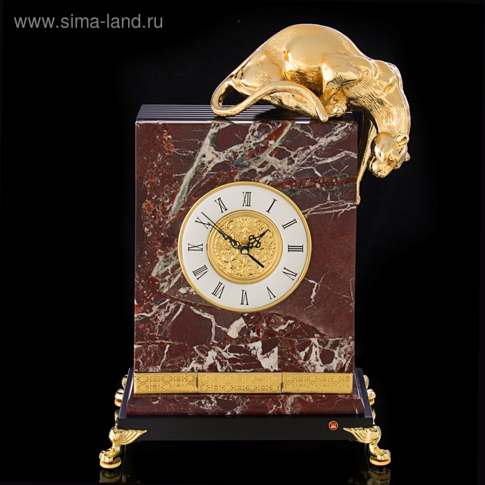 Часы настольные Orbis Terrarum