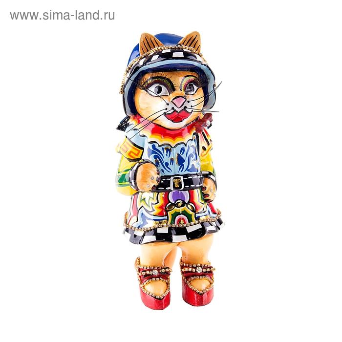 "Фигурка ""Кошка Элла"" Томаса Хоффмана, 20 см"
