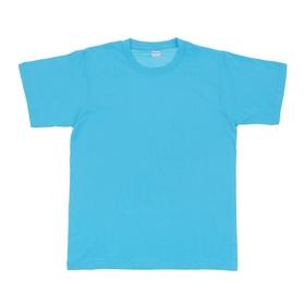 Футболка мужская Collorista, размер XL (50), цвет голубой