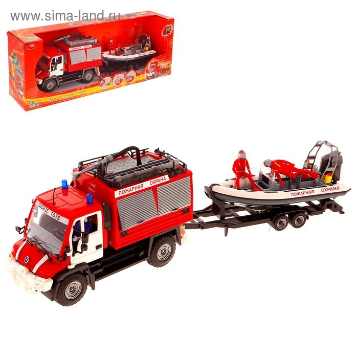 Служба спасения: грузовик и катер, МИКС