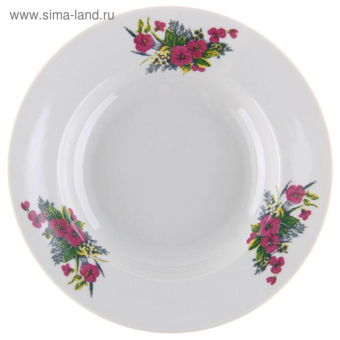 """Тарелка суповая 200 мм """"Виола"""""""