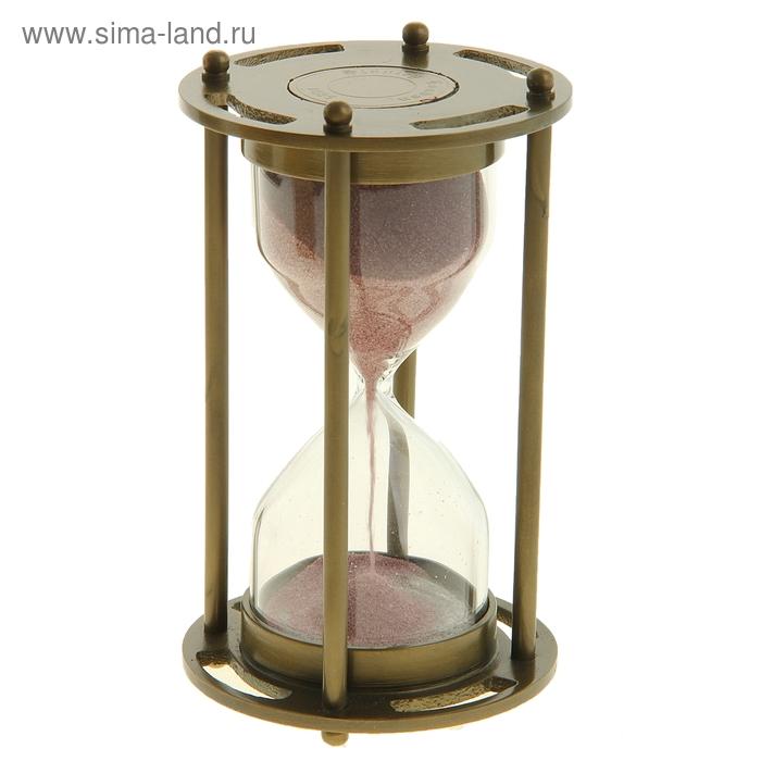 """Сувенир песочные часы """"Пунктуальность"""""""
