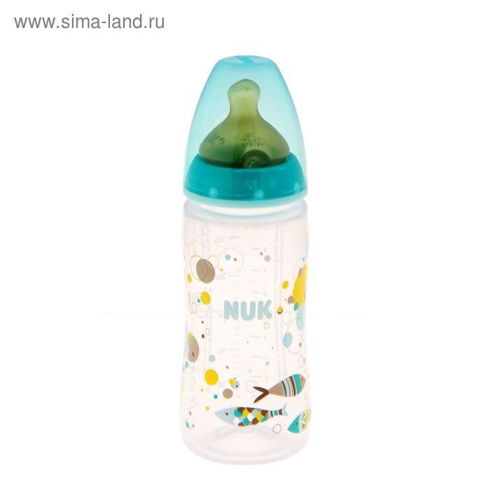 Бутылочка для кормления First choice 300 мл, 0-6 мес., цвета МИКС