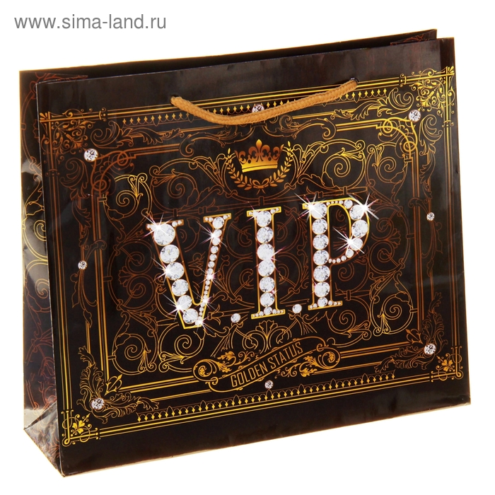 """Пакет подарочный """"VIP"""""""