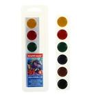 Акварель медовая 6 цветов, мягкий пластик, EK 36973
