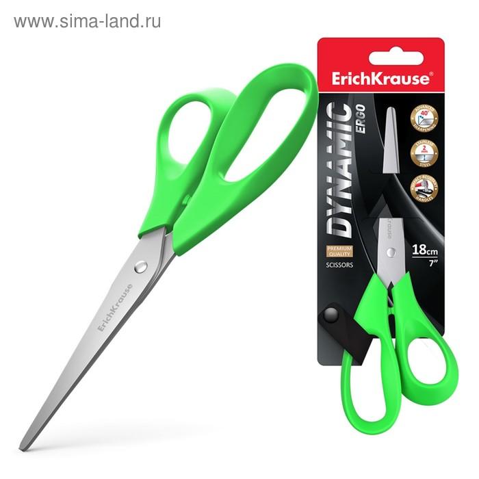 Ножницы Dynamic 18см, микс, EK 14869
