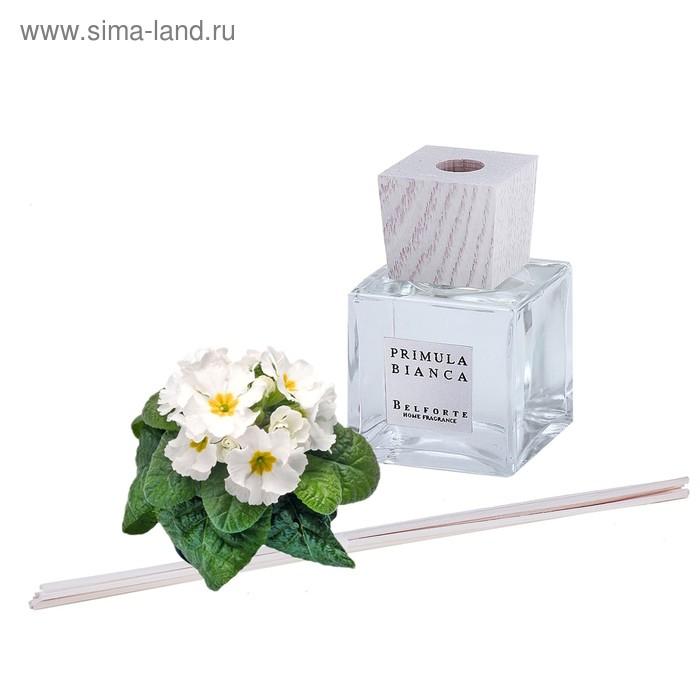 """Диффузор ароматический """"Cube"""", Primula Bianca 200 мл"""