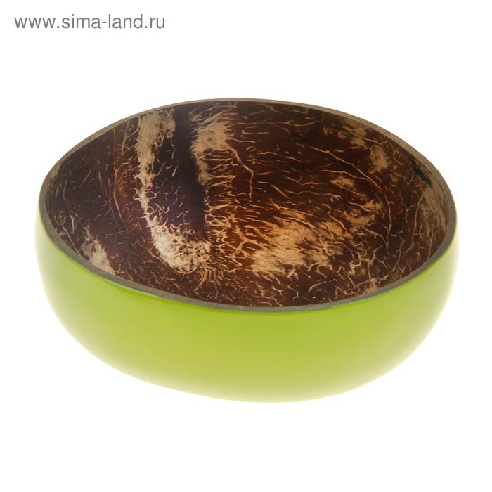 """Чаша """"Салатовый цвет"""", 250-300 мл"""