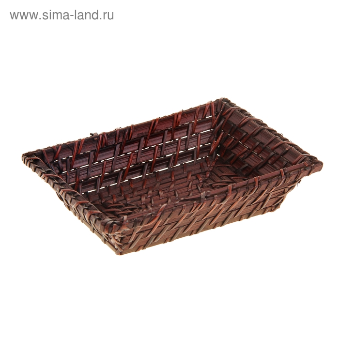 "Корзина ""Натуральная"" из бамбука"