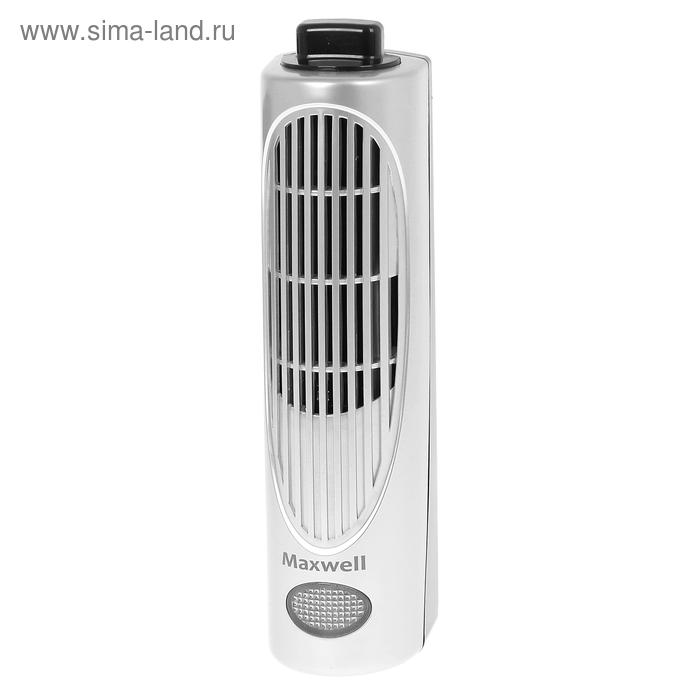 Очиститель воздуха Maxwell MW-3601, ионизация воздуха