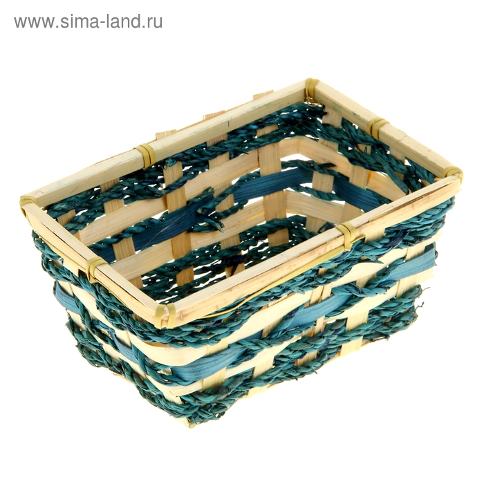 "Корзина ""Лесная"" из бамбука"