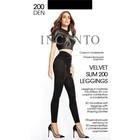 Леггинсы INCANTO Velvet Slim 200 Leggings (nero, 2)