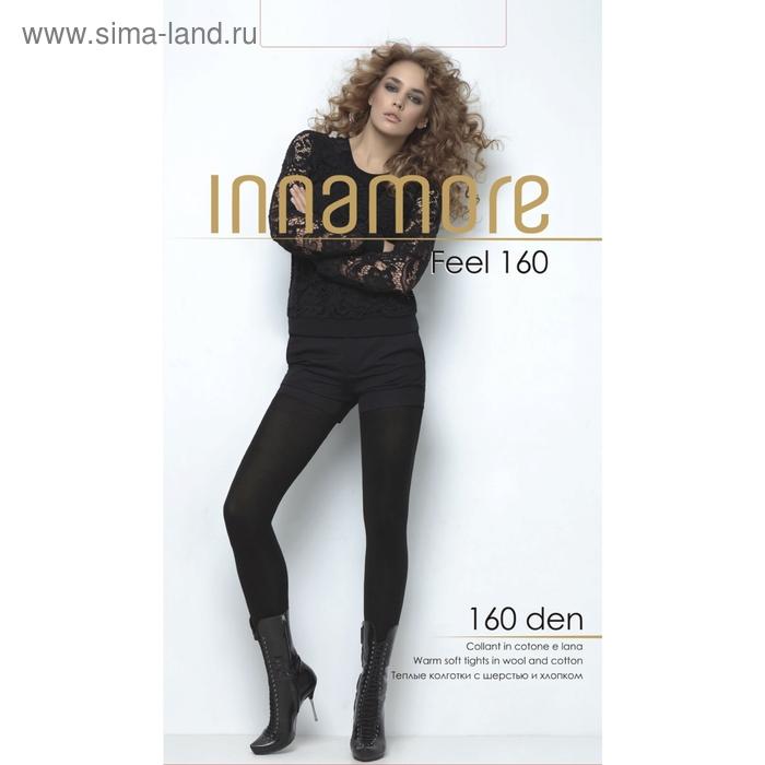 Колготки женские INNAMORE Feel 160 (nero, 2)