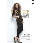 Леггинсы INNAMORE Cashmere Leggings 200 (nero, 4)
