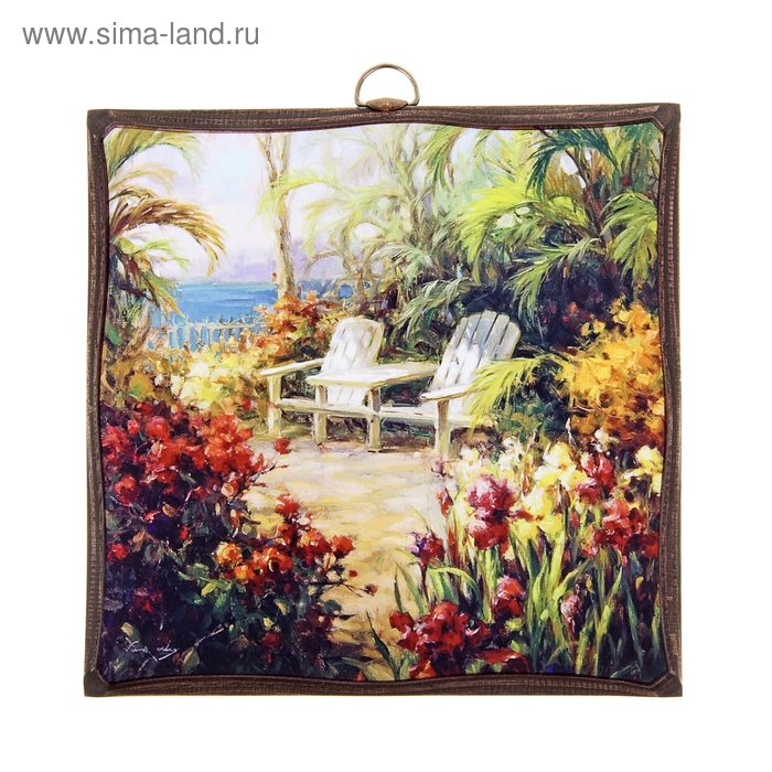 "Картина ""Райский сад"""