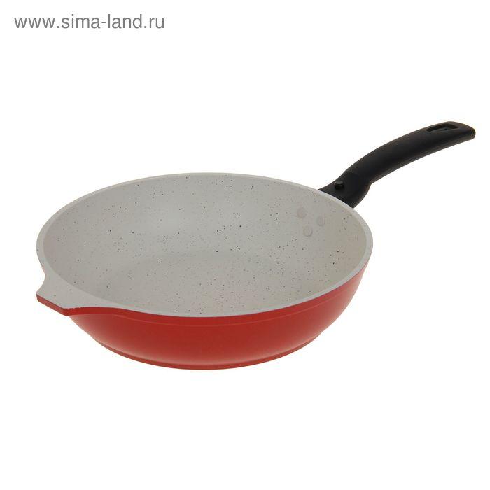"""Сковорода 24 см """"Модерн"""" со съемной ручкой"""