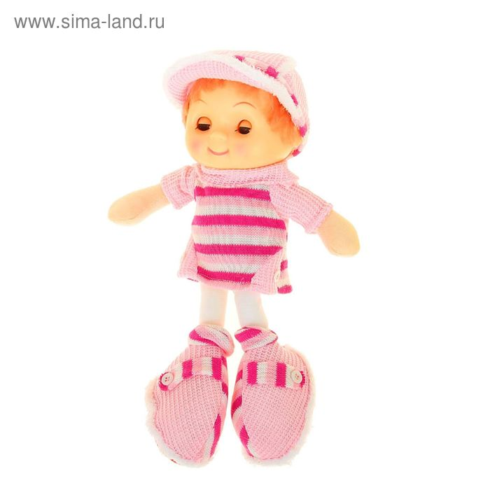 """Мягкая игрушка кукла """"Катя"""", цвета МИКС"""