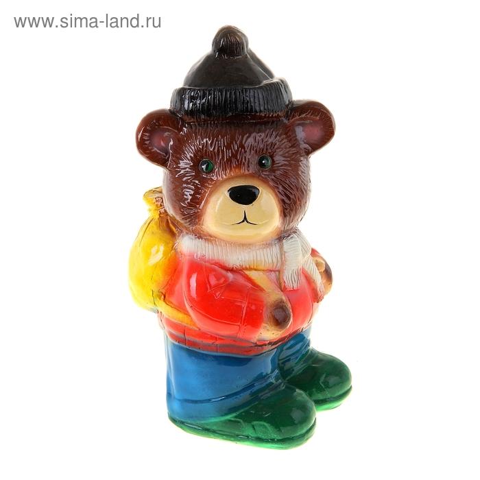 "Копилка ""Медведь-турист"""