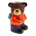 "Копилка ""Медведь-ученик"", микс"