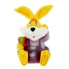 """Копилка """"Кролик с морковкой"""""""