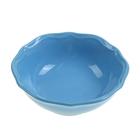 "Салатник 360 мл ""Валенсия"",цвет голубой"
