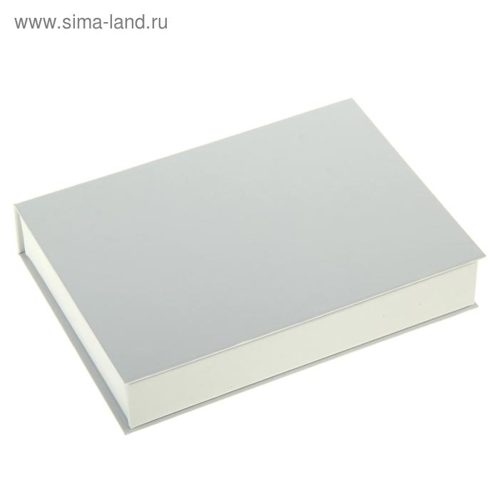 Коробка-шкатулка заготовка прямоугольная