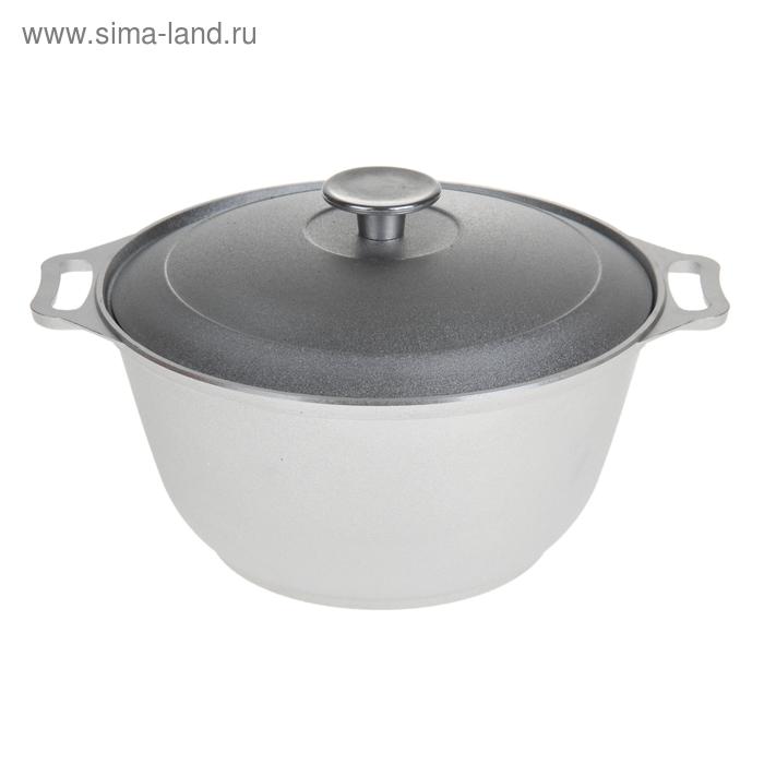 Кастрюля литая 3,5 л с крышкой